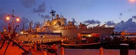 Gå ombord på Maritiman - Ett marint upplevelsecenter