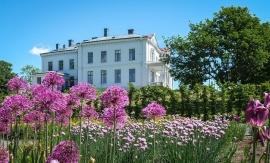 Flanera i herrgårdsmiljö - Jonsereds Trädgårdar