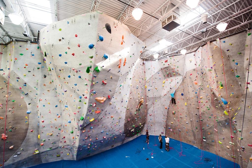 Pics Photos Rock Climbing Wall At The Campground