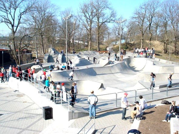 Skate or Die i ActionPark