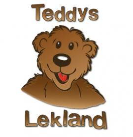 Teddys lekland